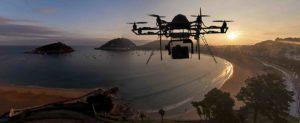 zerutik fotografía aérea con dron donostia gipuzkoa 1