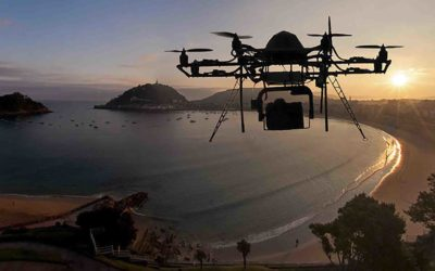 Curiosidades de la fotografía aérea, el origen.