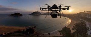 zerutik fotografía aérea con dron donostia gipuzkoa