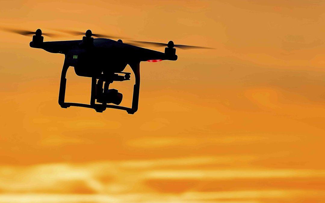¿Cómo se realizan las sesiones de fotografía aérea con dron?