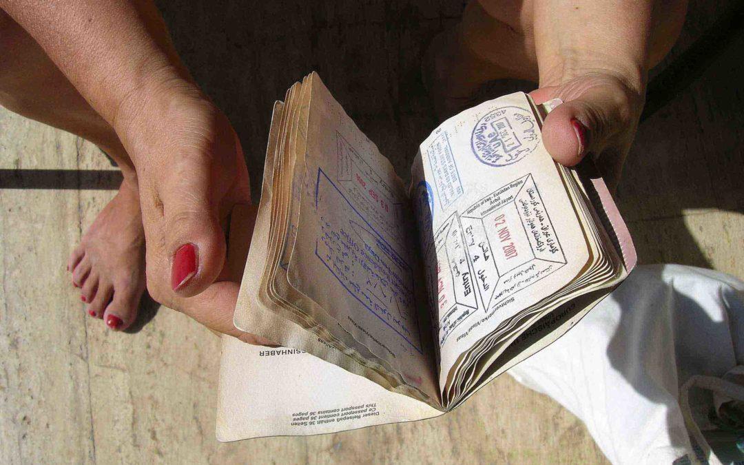 Curiosidades de las fotos de carnet (DNI, pasaporte…)