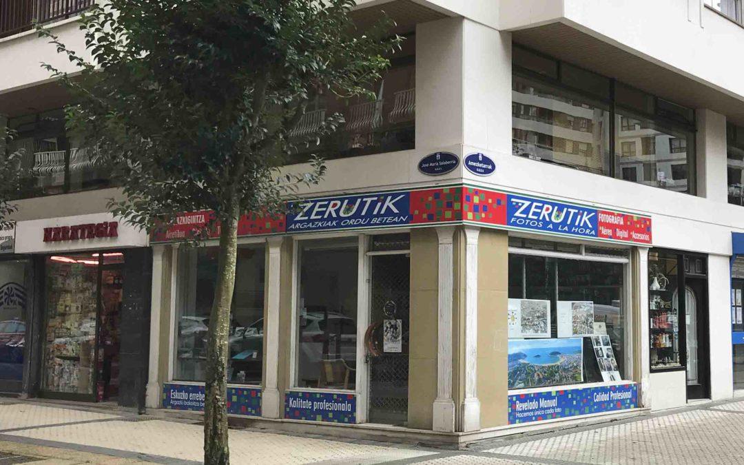Bienvenido a Zerutik