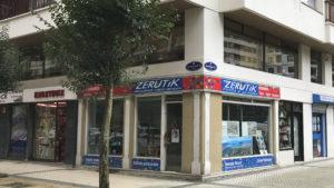 zerutik tienda fotos donostia exterior jose maria salaberria esquina amezketa