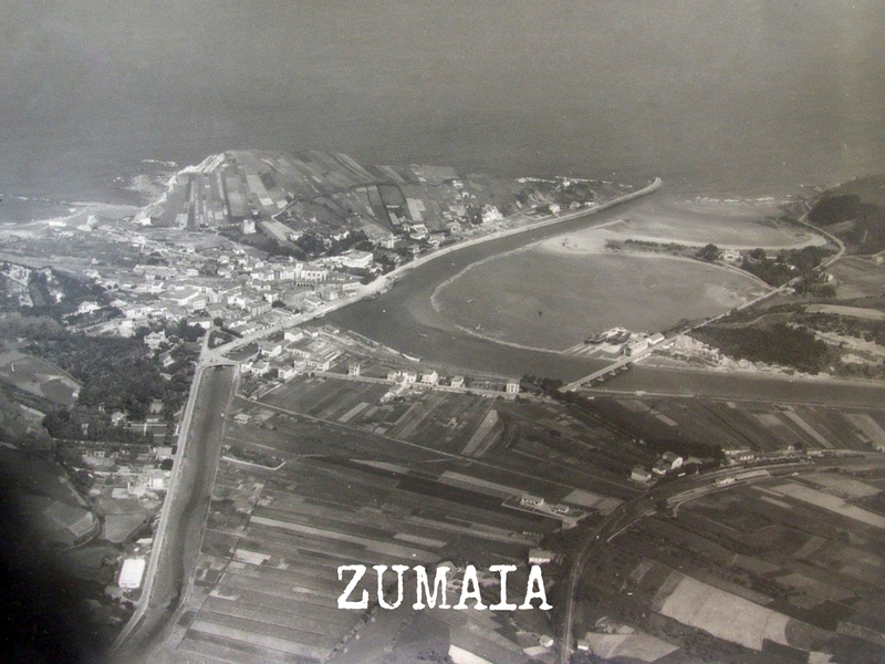 3 zumaia antes fotografía aérea gipuzkoa zerutik pioneros